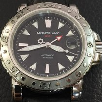 Montblanc GMT stainless steel
