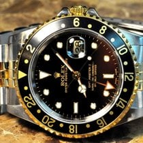 Rolex GMT-Master II Gold / Steel Box Papers