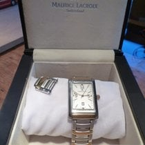 Maurice Lacroix Miros Steel 22mm