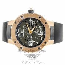 Richard Mille RM 033 Or rose 2017 45.7mm nouveau