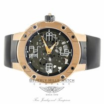 Richard Mille RM 033 Ouro rosa 45.7mm