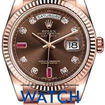 Rolex Day-Date 36 nuovo Automatico Orologio con scatola e documenti originali