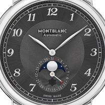 Montblanc Reloj de bolsillo nuevo 42mm Acero 2018