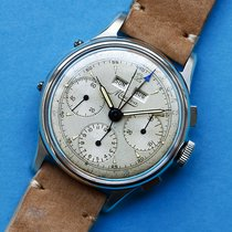 Minerva Chronograph Manual winding 1950 pre-owned