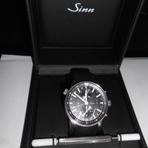 Sinn 900 Steel 44mm Black