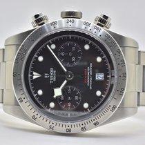 Tudor Heritage Black Bay Chronograph LC100