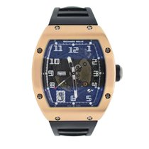 Richard Mille RM005 Or rose RM 005 38mm