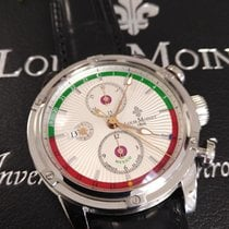 Louis Moinet Steel 46.5mm Automatic new