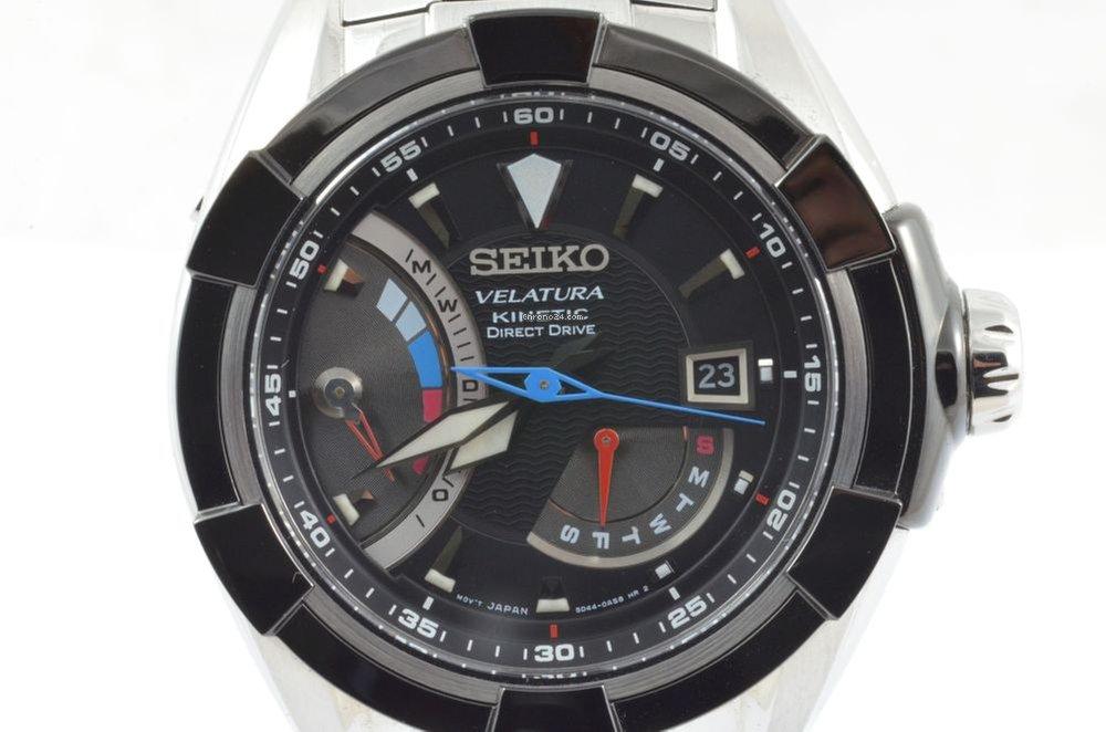 7b6857ca404 Seiko Velatura - Tutti i prezzi di Seiko Velatura su Chrono24