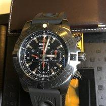 Breitling Chronomat 44 Blacksteel Stahl 44mm