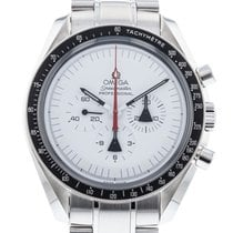 Omega 311.32.42.30.04.001 Acero 2010 Speedmaster Professional Moonwatch 42mm usados