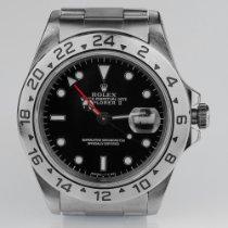 Rolex Explorer II Steel 40mm No numerals