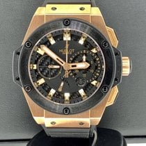 Hublot King Power Carbon 48mm Black No numerals United States of America, New York, New York