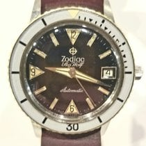Zodiac Steel 35mm Automatic 1750 B pre-owned