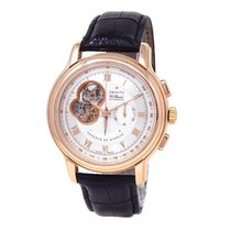 Zenith Rose gold 45mm Automatic 18.1260.4021 pre-owned United States of America, New York, New York