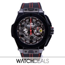 Hublot Big Bang Ferrari 401.CX.0123.VR New Ceramic 45mm Automatic