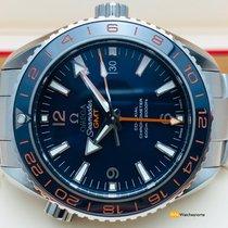 Omega Seamaster Planet Ocean Acero 43.5mm Azul Árabes España, Torrelavega