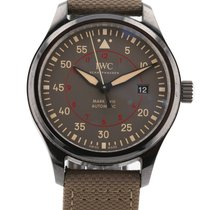 IWC Ceramic Automatic 41mm pre-owned Pilot Mark