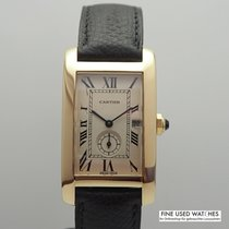 Cartier Tank Américaine new Quartz Watch only 811904