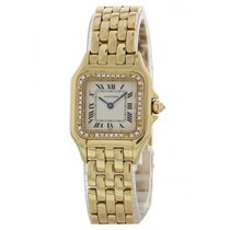 Cartier Panthère Yellow gold 24mm Champagne United States of America, New York, New York