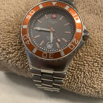 Zodiac 42mm Quartz Z02404 pre-owned