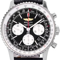 Breitling Navitimer 01 pre-owned 43mm Leather