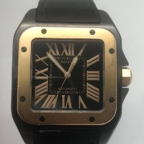 Cartier Gold/Steel Automatic W2020009 pre-owned