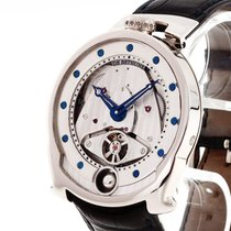 De Bethune Oro blanco 43mm Cuerda manual DBS-W usados