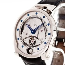 De Bethune Witgoud 43mm Handopwind DBS-W tweedehands