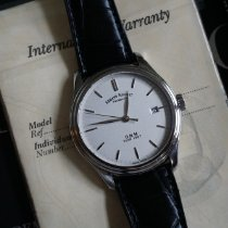Armand Nicolet Steel 39mm Manual winding A780AAA-AG-PI0780NA pre-owned