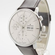 Junghans Meister Chronoscope Stal 40.7mm