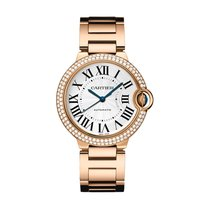 Cartier Ballon Bleu 36mm WE9005Z3 2010 new