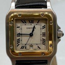 Cartier Santos Galbée 1566 2000 gebraucht