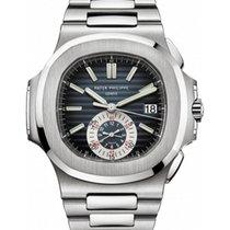 Patek Philippe Nautilus новые Автоподзавод Хронограф Часы с оригинальными документами и коробкой 5980/1A-001
