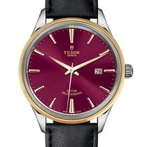 Tudor (チューダー) ゴールド/スチール 38mm 12503-0014 新品