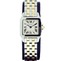 Cartier Santos Demoiselle W25066Z6 2010 pre-owned