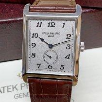Patek Philippe Gondolo White gold 30mm Silver Arabic numerals United Kingdom, Wilmslow