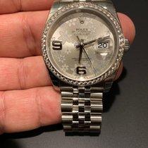 Rolex Datejust nieuw 2013 Automatisch Horloge met originele doos en originele papieren 116244