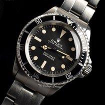 Rolex Submariner (No Date) 5513 1968 occasion