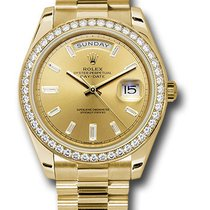 Rolex 228348RBR Zuto zlato 2020 Day-Date 40 40mm nov