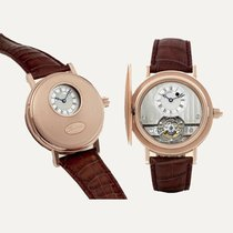 Breguet Classique Complications 1801BR/12/2W6 Very good Rose gold 41mm Manual winding United States of America, California, Newport Beach