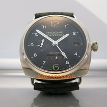 Panerai White gold Automatic Black Arabic numerals 45mm new Special Editions