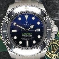 Rolex Sea-Dweller Deepsea Blue, Ref. 116660,LC100,12/2016.