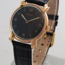Fortis Rose gold 34.5mm Manual winding pre-owned United States of America, California, Beverly Hills