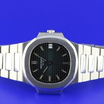 Patek Philippe Nautilus 37 mm Blue Ribbed dial