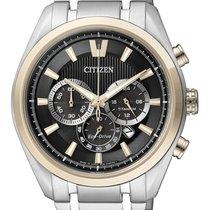 Citizen CA4014-57E CITIZEN  Super Titanio CRONO 4010 43mm Bicolore nuevo