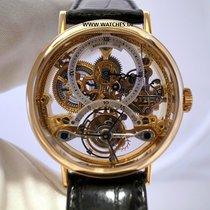 Breguet Tourbillon Openworked Skeleton Rose Gold - 3355BA/00/286