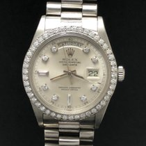Rolex Day-Date 1804 Platinum with Super Rare Diamonds Dial