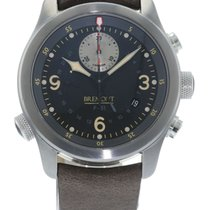 Bremont P-51 Limited Edition Watch with Leather Bracelet and...