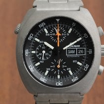Sinn 142 Spacelab Chronograph Vintage blasted